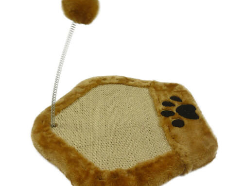 Paw Shape Cat Scratcher