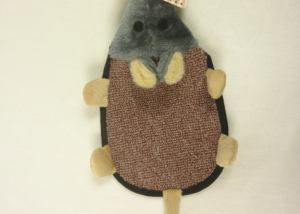 Toy Mouse Scratcher