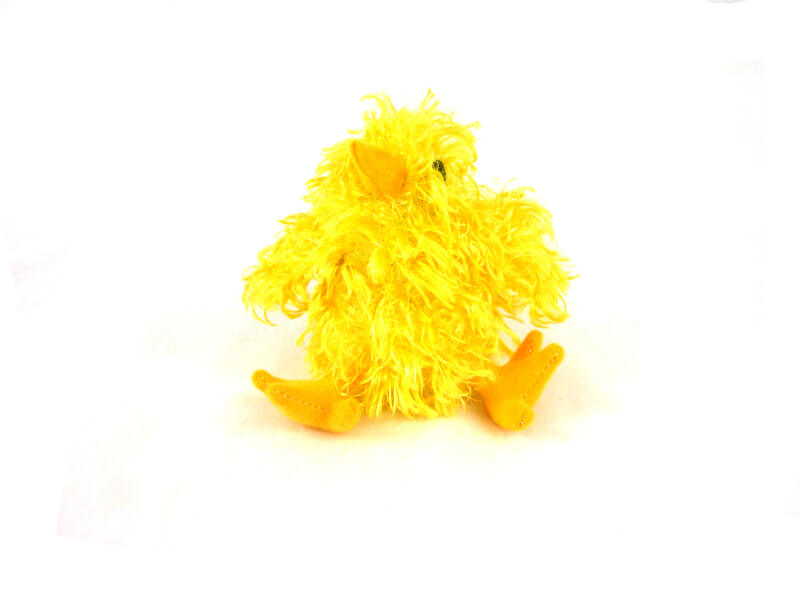 Stuffed Chicken Toy For Dogs