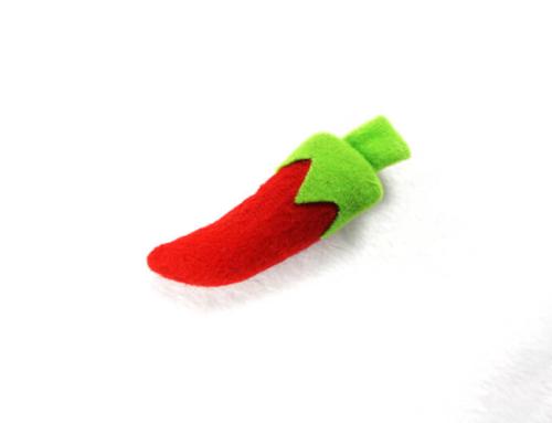 Plush Pepper Cat Toy