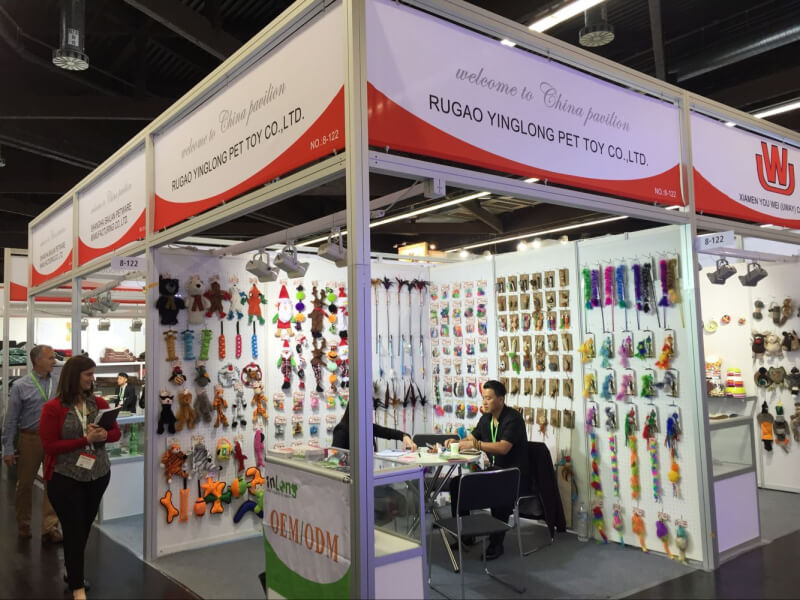 inlong products show @ Interzoo 2016